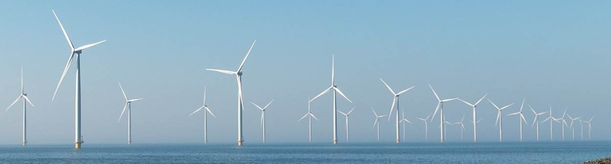 Windmills at sea 1
